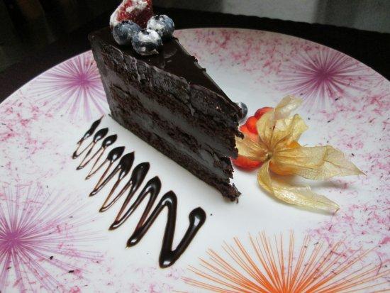 Wentworth Nord, Canada: Pour les becs chocolatés Gateau Royal...Royalement bon