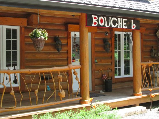 Wentworth Nord, Kanada: Entrez...la porte est ouverte