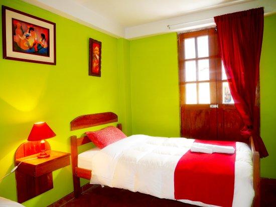 Pirwa Ollantaytambo Hostel
