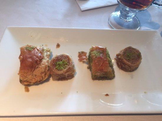 Westbury, NY: Homemade Dessert - Baklevah