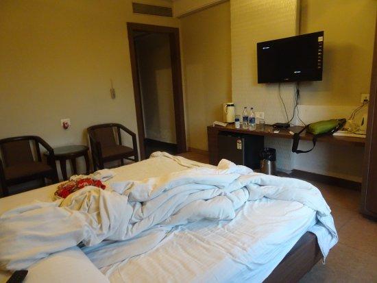 Hotel Sheela Shree Plaza: ROOM WAS GOOD