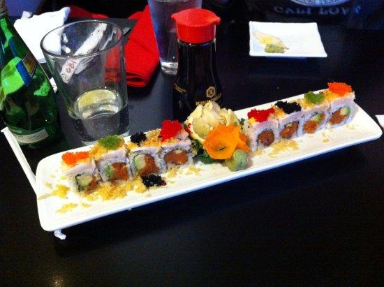 Reston, VA: Obi Sushi, Renton, VA