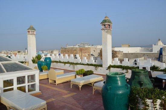 Les Terrasses d'Essaouira: Roof top
