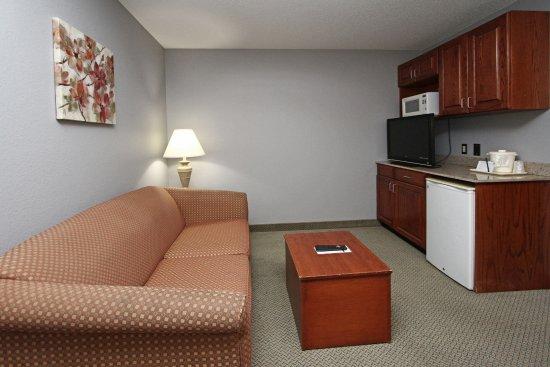 New Victorian Inn & Suites Sioux City Bild