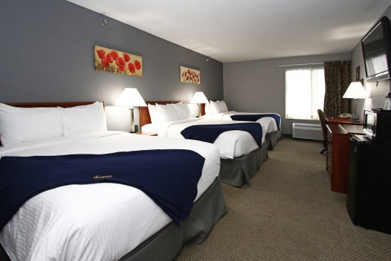 New Victorian Inn & Suites Sioux City Photo