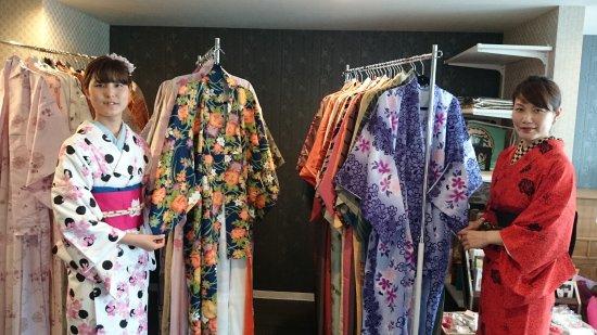 Kyo-no-Miyabi Kimono-juku