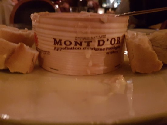 Iets Anders : Mont d'Or Cheese