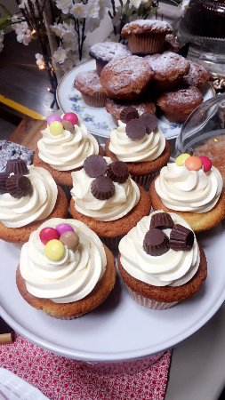 Birr, Ιρλανδία: Desserts & Specials at The Loft
