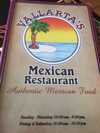 Mannford, OK: Vallarta Mexican Restaurant