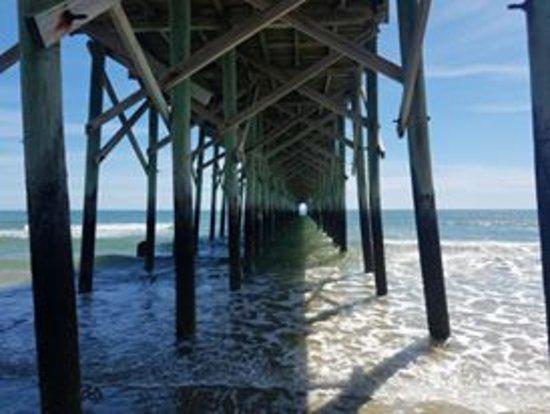 Pawleys Island, Carolina del Sur: Island Pier