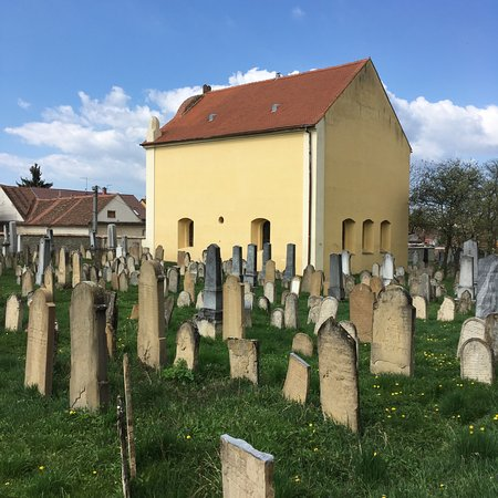 Straznice Jewish Cemetery