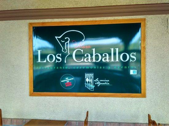 Alora, Spain: Another Restaurant advertisement.