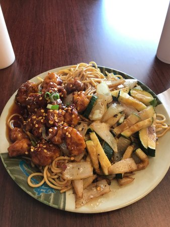 Clyde, NC: Attention on deck General Tso !!!!!
