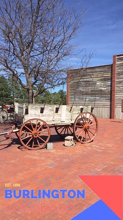 Burlington, CO: Our day at the Old Town Museum