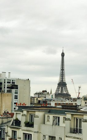 Best Western Hôtel Eiffel Cambronne Photo