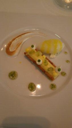 Le Castellet, ฝรั่งเศส: La tarte aux citrons de Menton