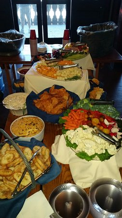 Seneca Falls, نيويورك: Let us cater your event at Cayuga Lake State Park