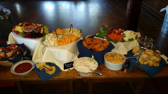 Seneca Falls, NY: Let us cater your event at Cayuga Lake State Park