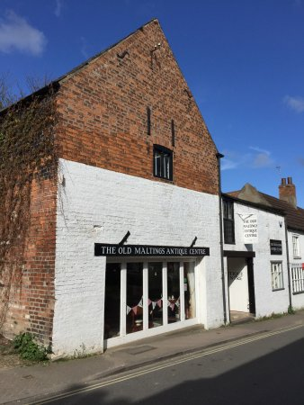 Louth, UK: Old Maltings Antique Centre