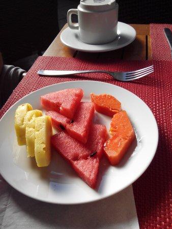 San Antonio De Belen, Costa Rica: Desayuno