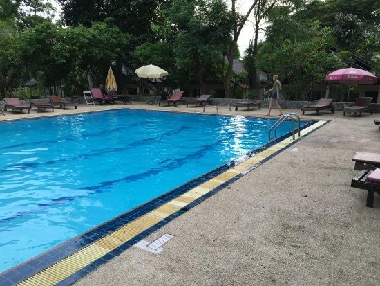 Pattaya Garden Hotel: Бассейн на терр. бунгало