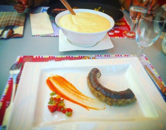 Picture of le buron du che nasbinals for Restaurant nasbinals