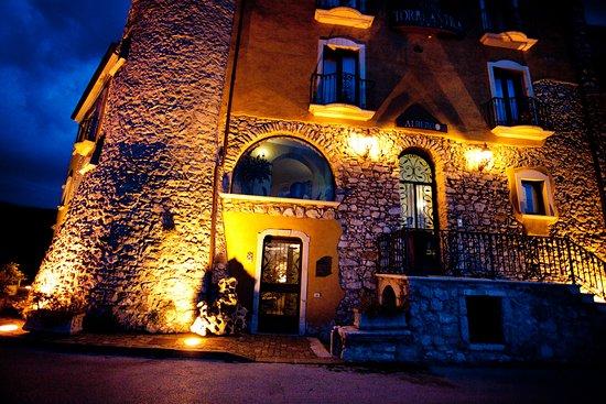 Villa Torre Antica Atena Lucana