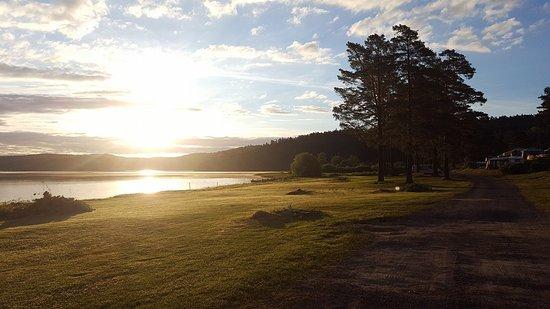 Kvelde, Norway: Beautiful scenery