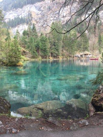 Blausee-Mitholz, Suisse : photo0.jpg