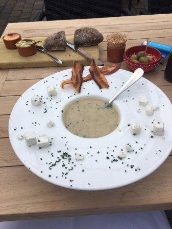Ellecom, Pays-Bas : The Appetizer