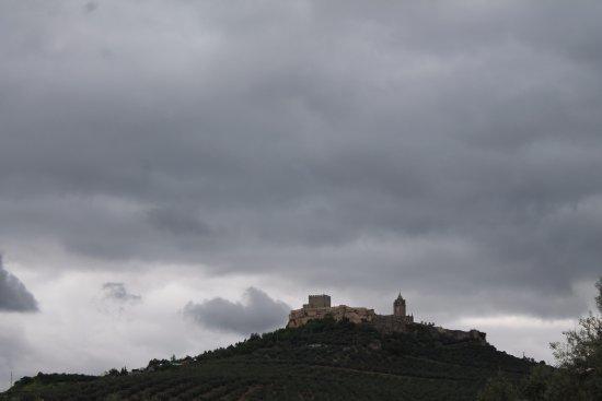 Alcalá la Real, España: van afstand
