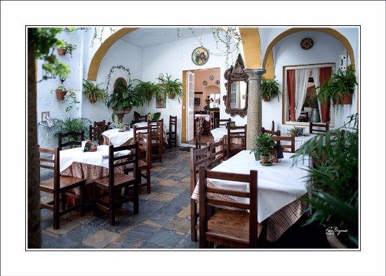 San Roque, Spanien: Patio interior