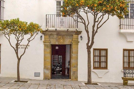 San Roque, Spanien: Fachada del bar