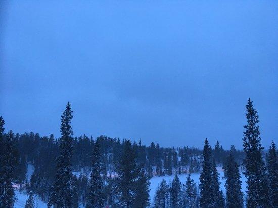 คูซาโม, ฟินแลนด์: Ski-Inn Aurinkorinne Asunnot