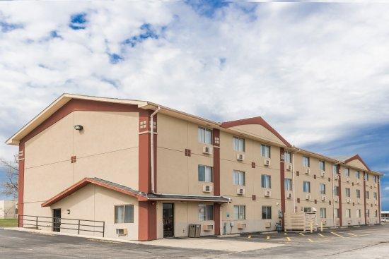 Bloomington, إلينوي: Hotel frontsSide