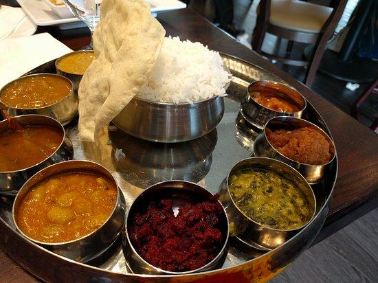 Adyar Ananda Bhavan Indian Restaurant