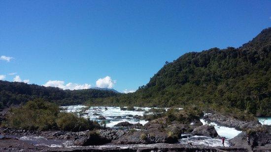 Parque Nacional Vicente Perez Rosales: Saltos del Petrohué