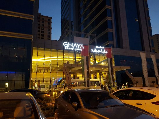 Picture of ghaya grand hotel dubai tripadvisor for Tripadvisor dubai hotels