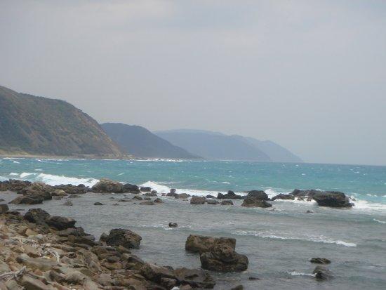 بينجتونج, تايوان: 八瑤灣海濱