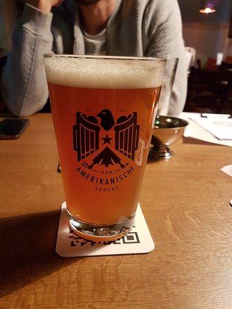 Bensheim, Germany: Beer.