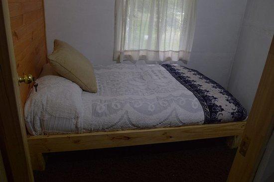 Cochamo, شيلي: Double room