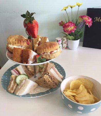 Green Tea Room Nuneaton