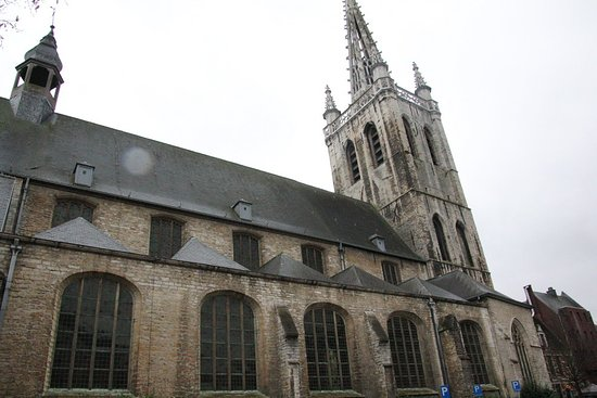 Lovaina, Bélgica: Quite attractive!