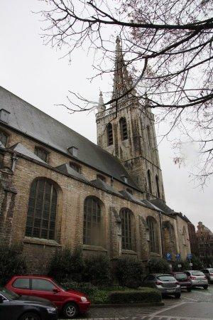Lovaina, Bélgica: It even has parking