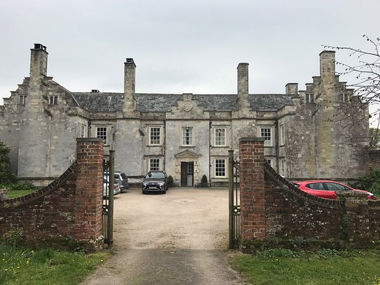 A few snaps from our amazing stay at the beautiful Cadhay House