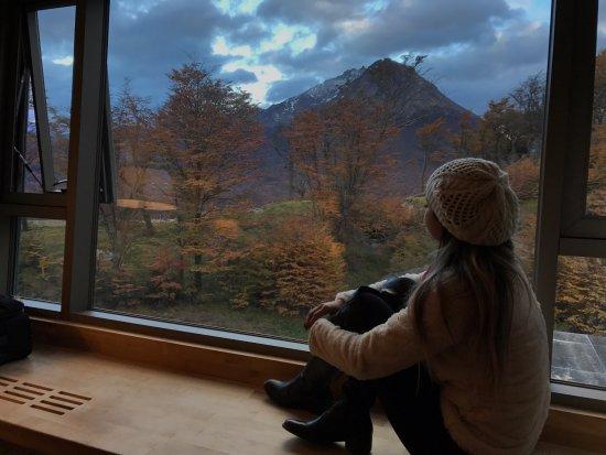 Arakur Ushuaia Resort & Spa: Apartamento voltado para o jardim