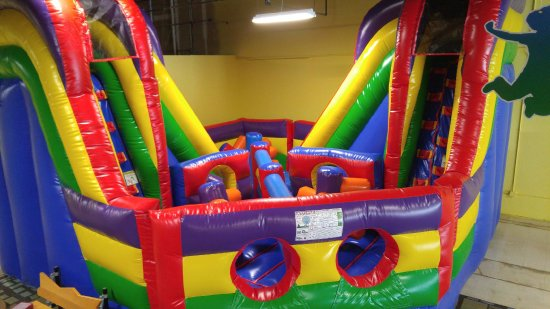 Air Bounce Party & Play