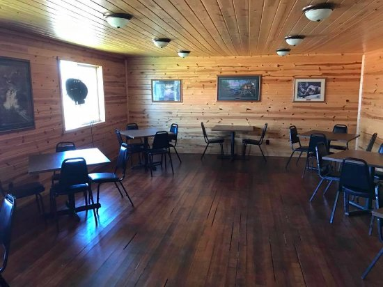 Sarona, WI: Private dining space for groups or banquets
