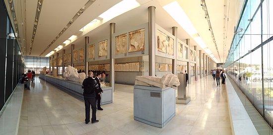 Musée de l'Acropole d'Athènes