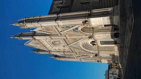 Duomo di Orvieto: Duomo Orvieto, febbraio 2017